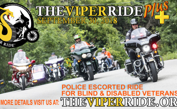 THE VIPER RIDE PLUS+ 2018 POLICE ESCORTED RIDE